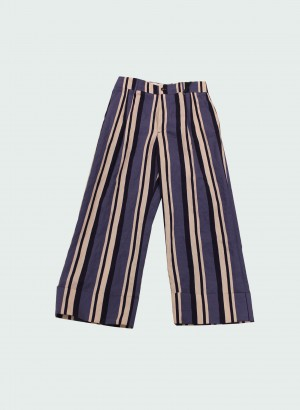Berwich 2021 MG1140-BLUE Pantalone blu