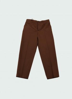 Berwich CHICCA CN101X-Brown Pantalone marrone