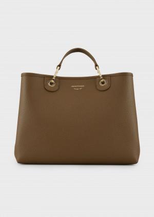 Emporio Armani Y3D165YFO5B182854 Shopper MyEA Bag stampa cervo