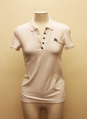 Burberry 3955963 Polo bianca