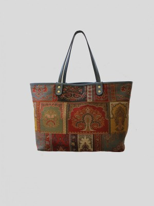 Etro 1I05182460600  Borsa shopping Home reverse