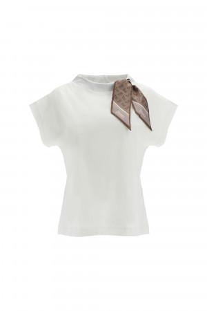 Herno JG0015D_52003_1430 T-Shirt superfine cotton stretch