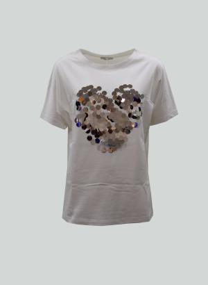 Hubert Gasser - T-Shirt heart KTS809