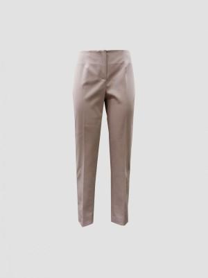 Les Copains A200L30700209 Pantalone platinum tela tecnica elastico dietro crema
