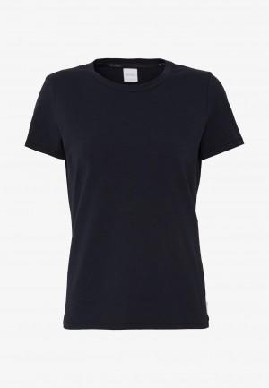 Max Mara - VAGARE - T-shirt blu