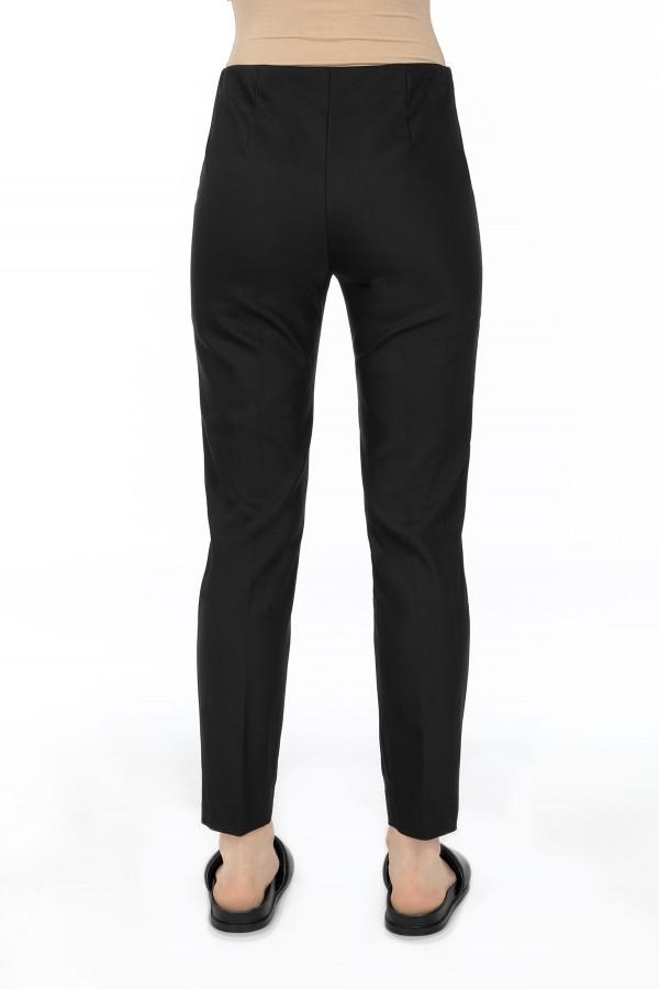 Les Copains 0L3783 nero Pantalone in tela tecnica